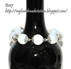 Opalite Sphere (B017)