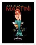 Sirenita y martini
