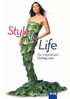 Sirenita vegetariana