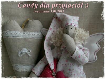 Candy, które wygrałam!!