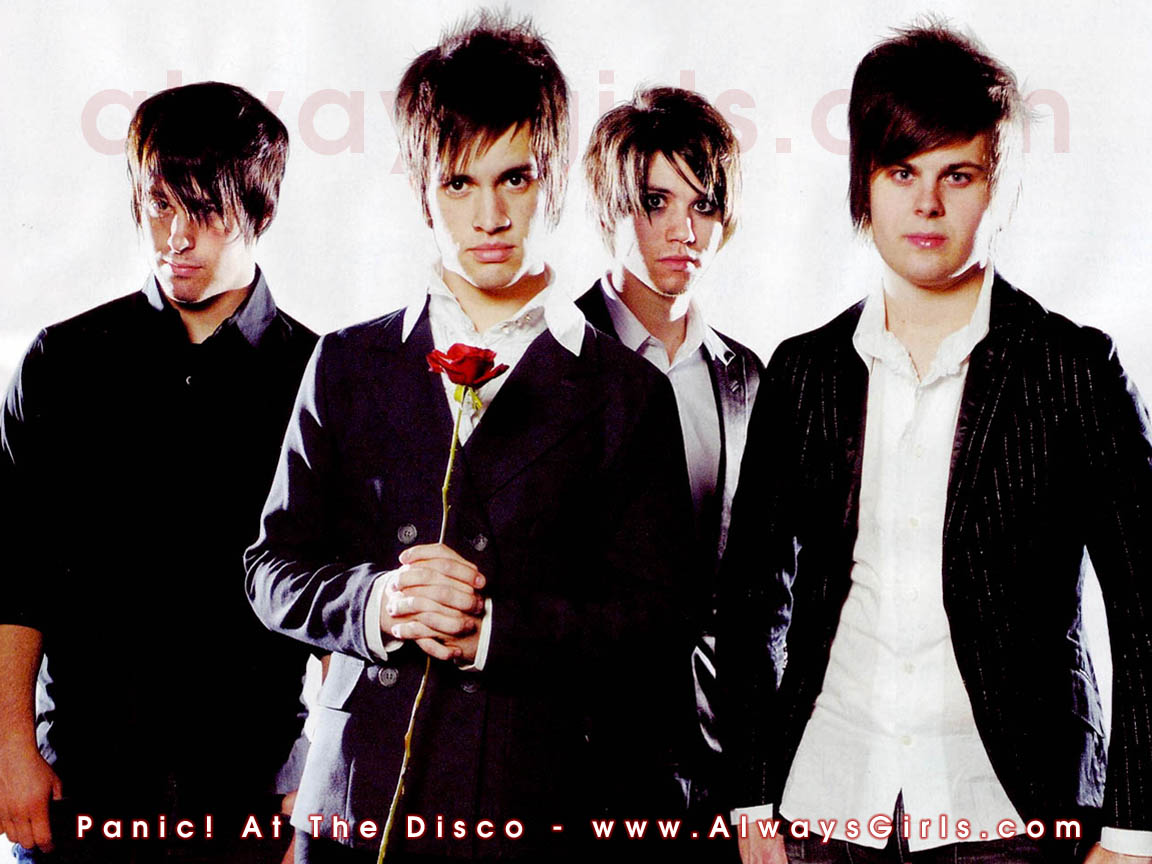 panic at the disco - photo #27
