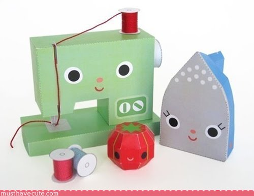 sewing machine for paper crafts