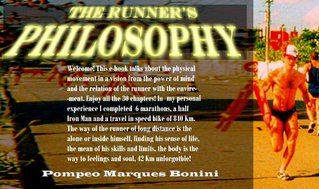 The runner's philosophy