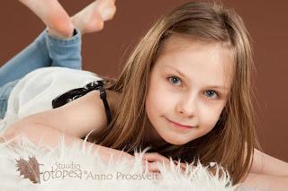 tüdruku portree, Fotostuudio  Fotopesa Tallinnas