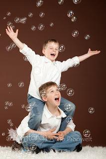 Lõbusad vennad mullidega