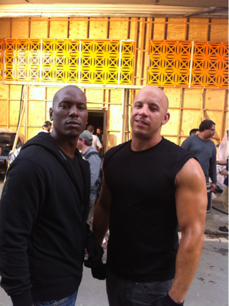 fast five paul walker. The cast of Fast and Furious 5
