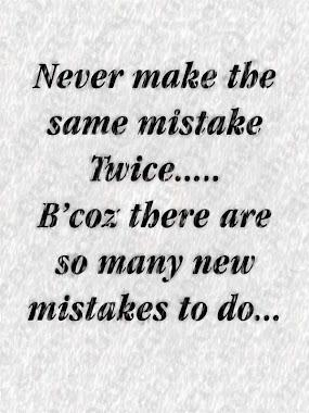 mistake...............