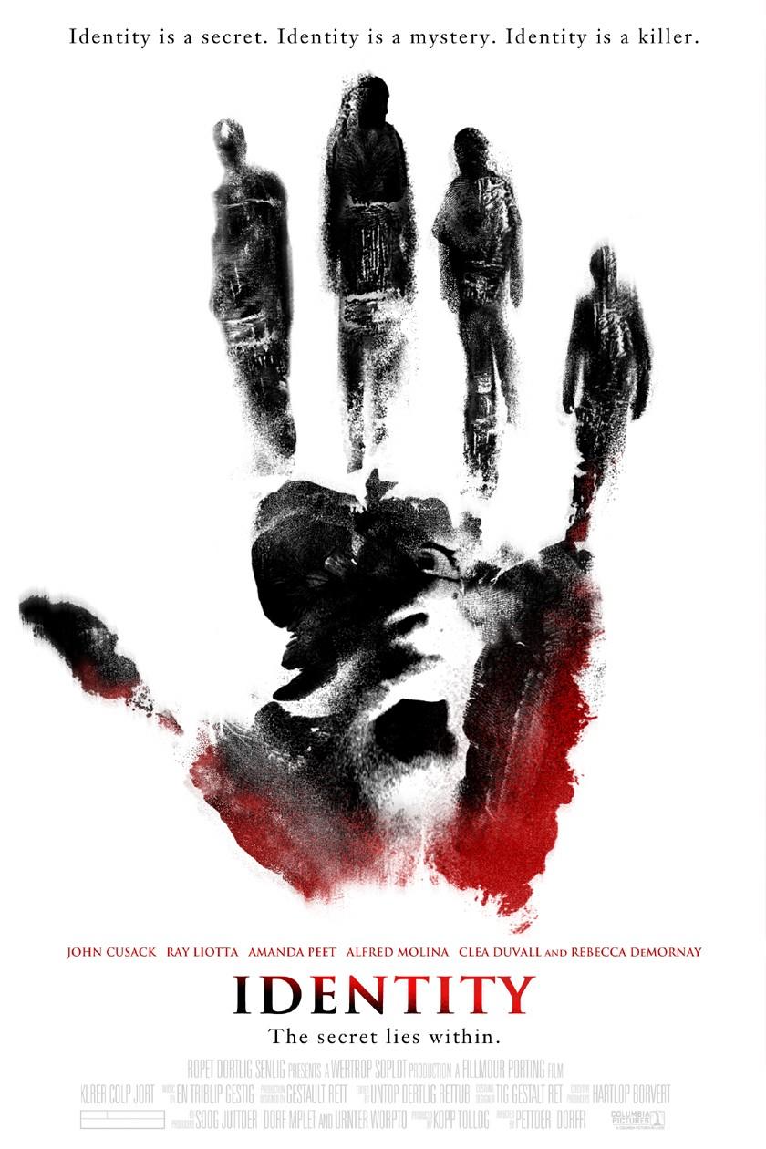 Brio Nova: Identity Movie Poster