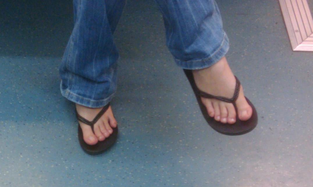 piernas fetichismo de pies