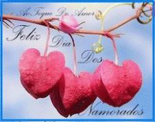 Selo do dia dos namorados, no Brasil