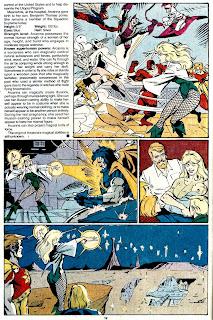 Arcana Jones Marvel