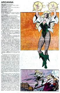 Arcana Jones Comics