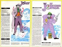 Joker ficha dc comics