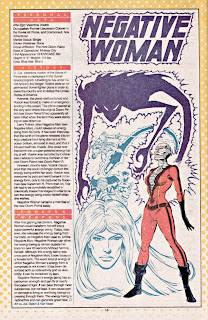 Negative Woman Doom Patrol