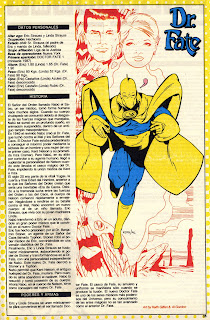 Doctor Fate Comics