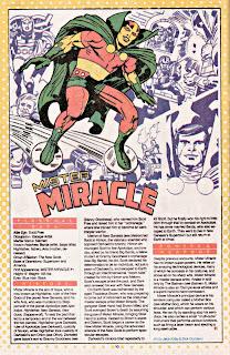 Mr Miracle New Genesis