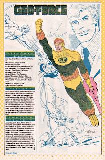 Geo Fuerza (ficha dc comics)