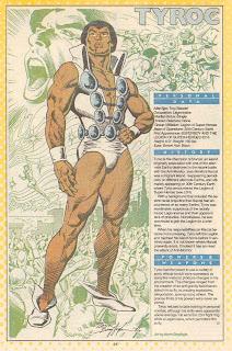 Tyroc (Legion Superheroes)