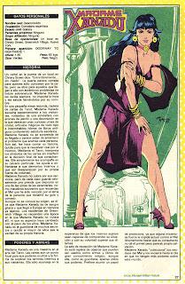 Madam Xanadu (ficha dc comics)