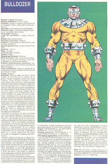 Bulldozer (ficha marvel comics)