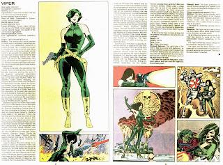 Vibora (ficha marvel comics)