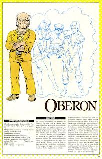 Oberon (ficha dc comics)