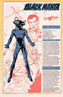 Manta Negra (ficha dc comics)