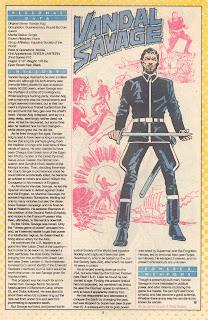 Vandal Savage (ficha dc comics)