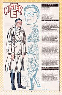 Mister E (ficha dc comics)
