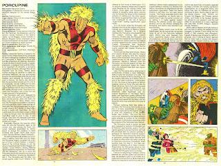Puercoespin (ficha marvel comics)