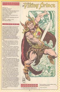 Principe Vikingo (ficha dc comics)