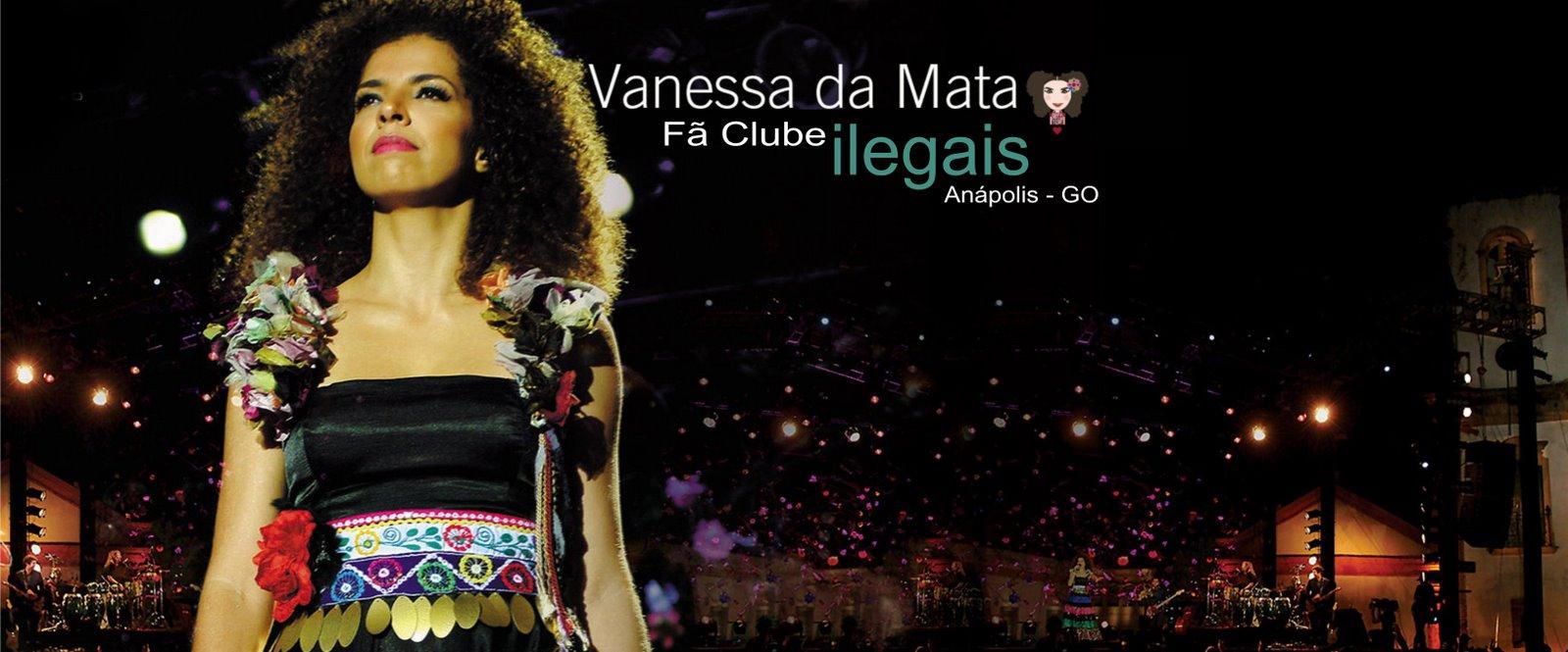 Fã Clube Vanessa da Mata