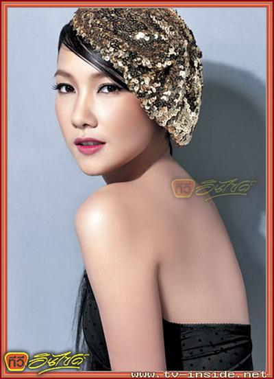 Thailand Bustier Model