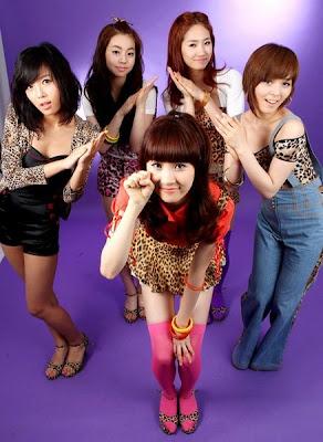 Wonder Girl's