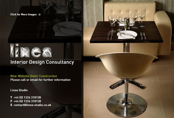 Linea studio interior design for Interior design studio uk