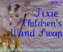 Pixie Children's Wand Swap