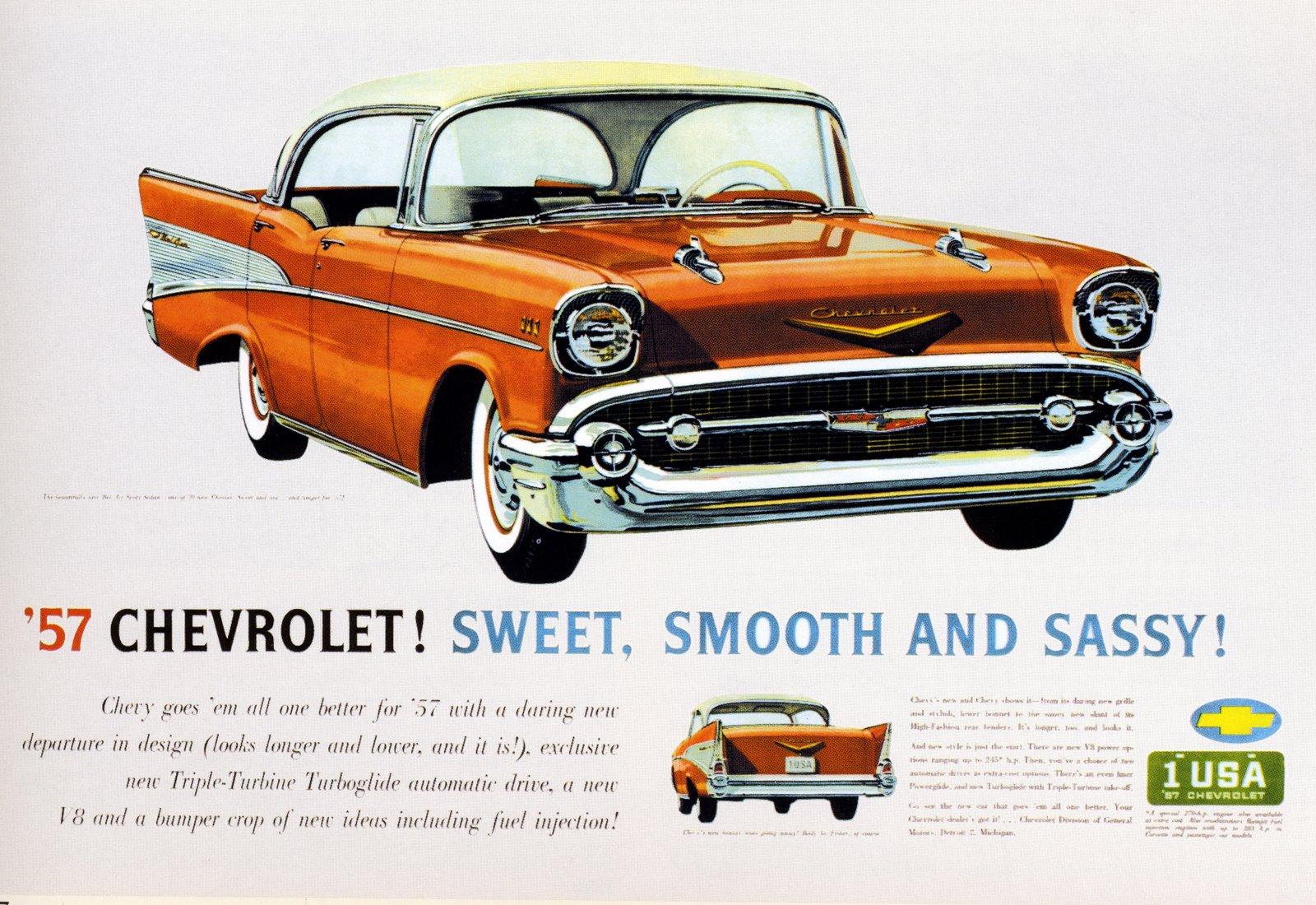 Thread -'Vintage Car Ads