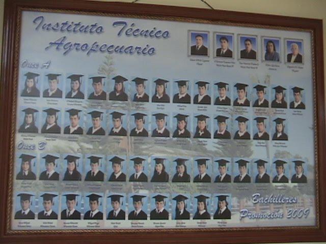 PROMOCION ALUMNOS I.T.A  2009
