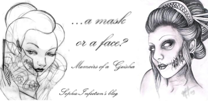 ...a mask or a face?