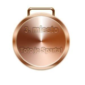 bronzova medaila