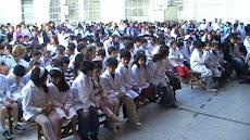 Acto fin de curso 2008
