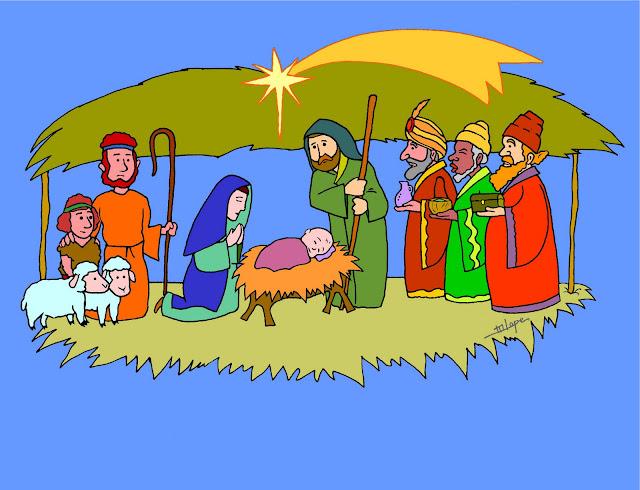 Cartão de Natal criado pelo Desenhista Marcelo Lopes de Lopes