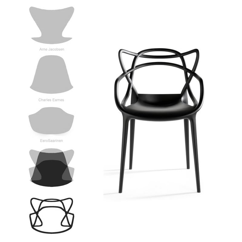 Stark Created This Chair As Part Of Kartellu0027s Celebration Of 60 Years Of  Design. Collaborating With Eugeni Quitlet This Chair Was Conceived Simply  By The ...