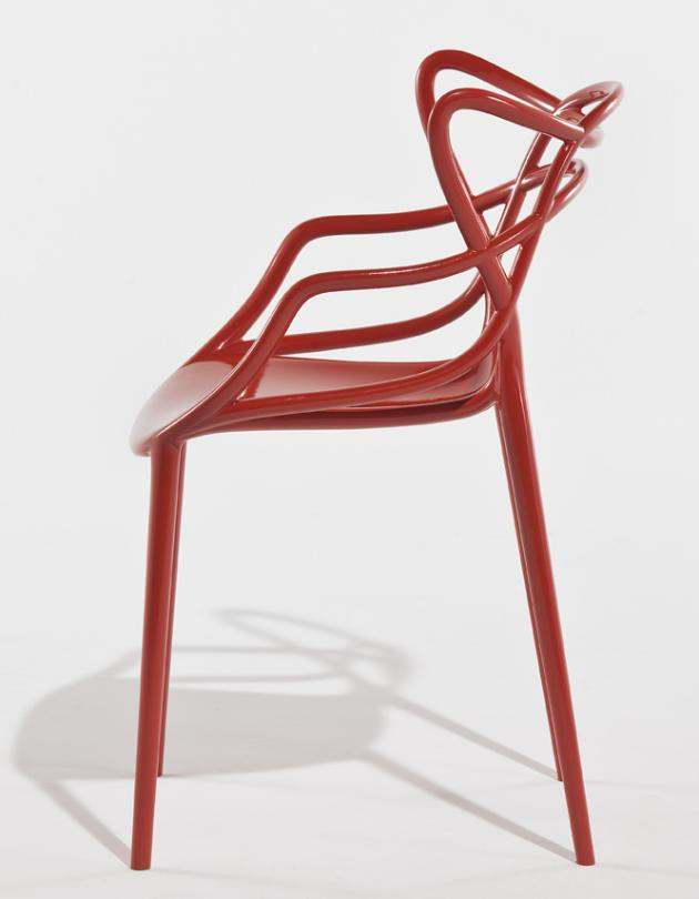 modern design daily masters chair by philippe starck for kartell