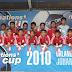 Tim Danone Indonesia Raih Posisi 6 Besar di Piala Dunia Anak-Anak 2010 di Afrika Selatan