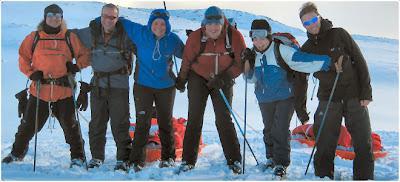 Crossing Greenland!
