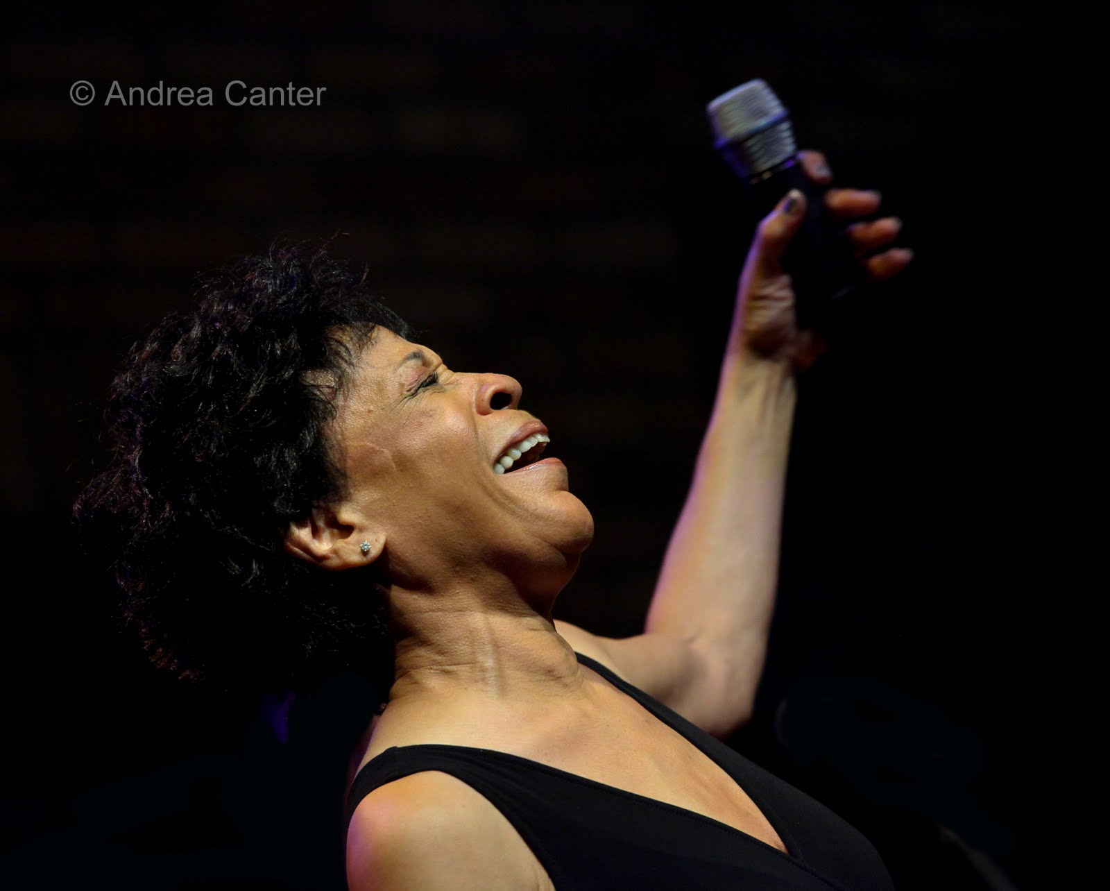Betty Lavette Never My Love Stormy