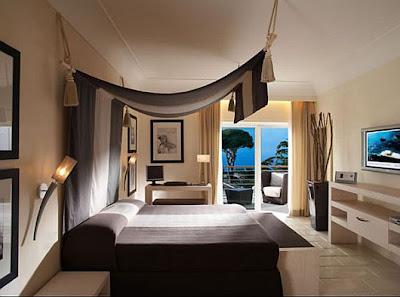 Korean House Modern Luxury Spa Interior Design at Five Star Capri