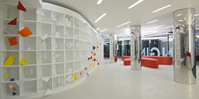 Engine Offices Design by Jump Studios