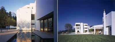 Bel Air Residence By Gwathmey Siegel
